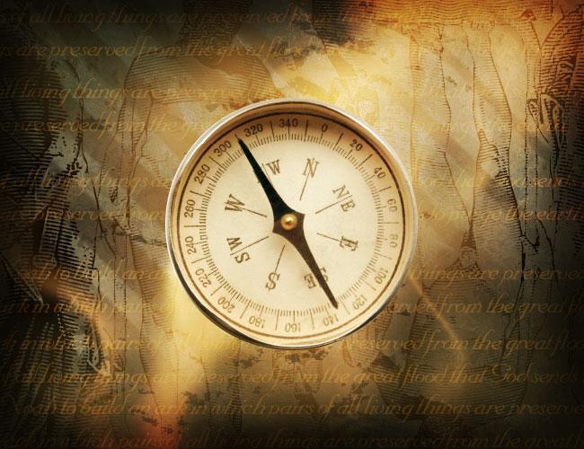 Без вашей системы ценностей - самый хороший компас не поможет!