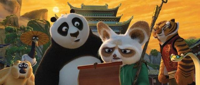 Шива и Панда