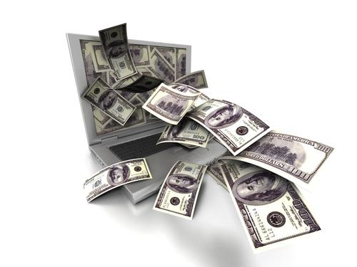 Обналичка электронных денег